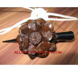 Indonesia Leather Flowers