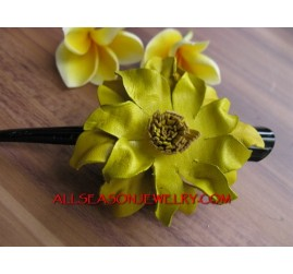 Large Hair Slide Flowers