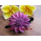 Flower Fashion Hair Slide