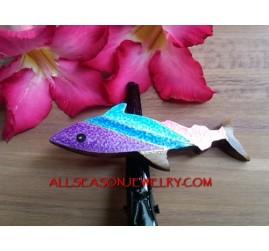 Fish Hair Slide Accessories