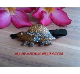 Turtles Hair Slide Accessories