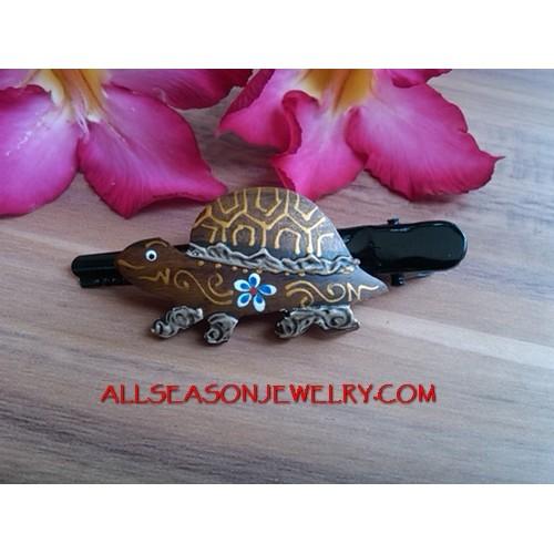 Turtles Hair Slide Accessories