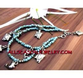 Beads Ankle Bracelets