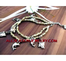 Anklets Bead Seeds