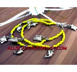 Bali Anklets Beads