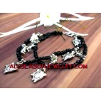Charms Beads Anklets