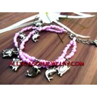 Fashion Bead Anklets