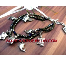 Beading Anklets Charm
