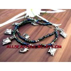 Beaded Anklet Women