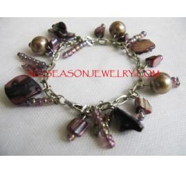 Shell Ankle Bracelets