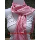 Bali silk scarves organic