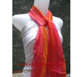 bali cottons scarves great combination color style
