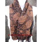traditional batik scarf cottons bali