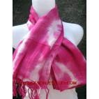 cute pink color cotton scarves women accessories