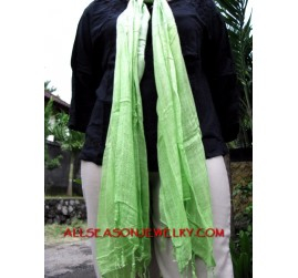 cotton scarves plain