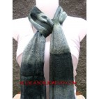 double color scarves fashion accessories