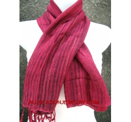 handmade fashion scarf made from cotton batik printing