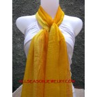 plain color cotton scarf Bali