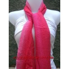 plain solid scarves for ladies fashion design