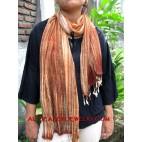 cotton scarves Stole Women accessories