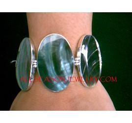 Bracelets Silver925 Shells