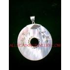 Shells Pendants Silver925