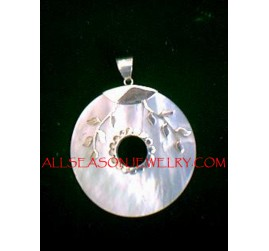 Shells Pendants Silver925
