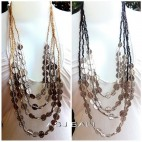 charm silver coin accessories necklaces beads fashion