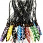 surf pendant necklaces resin for men multi color