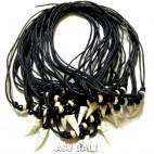 die shark teeth necklaces pendant large for men's