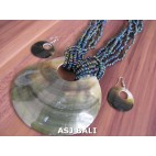 mother of pearls shells necklaces beads sets earrings abalone