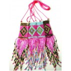 3color pink color new style miyuki beads necklaces women fashion
