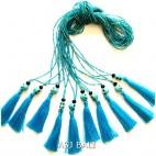 fashion bead necklaces tassels skull pendant accessories