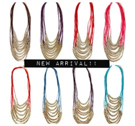Bali Leather Strings Necklaces