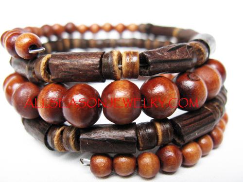 Women S Wooden Bracelet